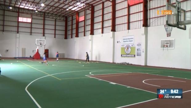 Un gimnasio será convertido en albergue para migrantes en Guadalupe, Nuevo León