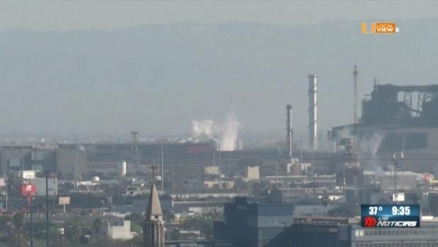 Exigen medir la contaminación en tiempo real, en la zona metropolitana de Monterrey