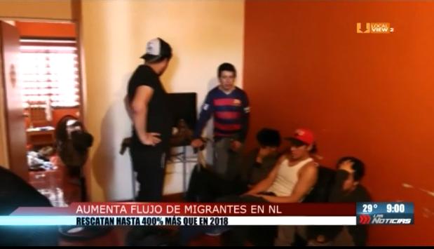 La crisis migratoria en Nuevo León. Estas son las estadísticas