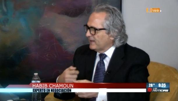 #Entrevista. ¿Cómo negociar con millennials? Platicamos con el Dr. Habib Chamoun-Nicolás, experto en Negociación. @hchamoun
