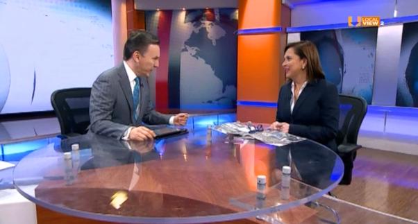 #Entrevista. Cristina Díaz Salazar, Alcaldesa de Guadalupe