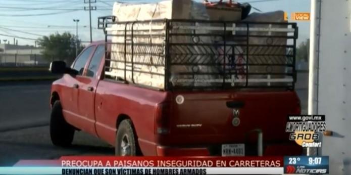 Comienza el viaje de paisanos, en medio de la violencia en Tamaulipas y Nuevo León