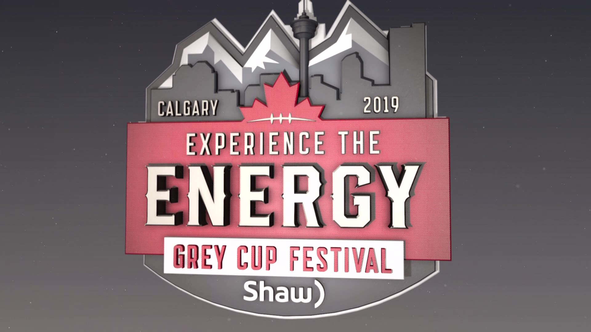 The 2019 Grey Cup Logo - 107th Grey Cup Festival