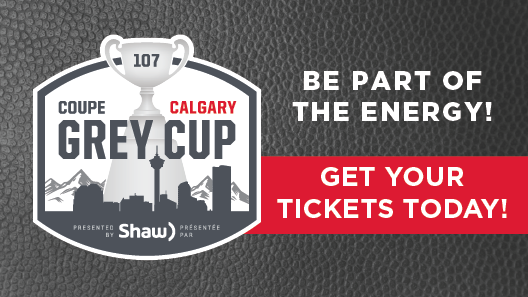 107th Grey Cup tickets on sale now!