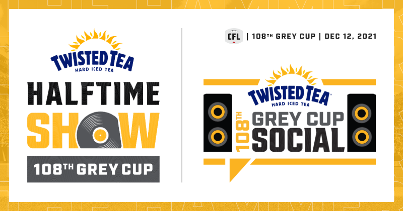 Twisted Tea Becomes the Official 'Ready To Drink' Beverage of the CFL and Grey Cup