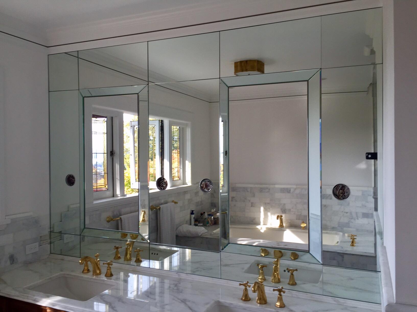 Mirror system photo