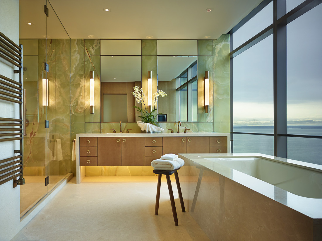 Custom+shower+door