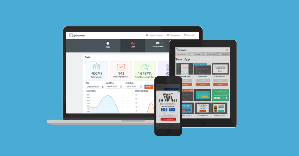 GrooveJar - Your Best Conversion Rate Optimization Tool