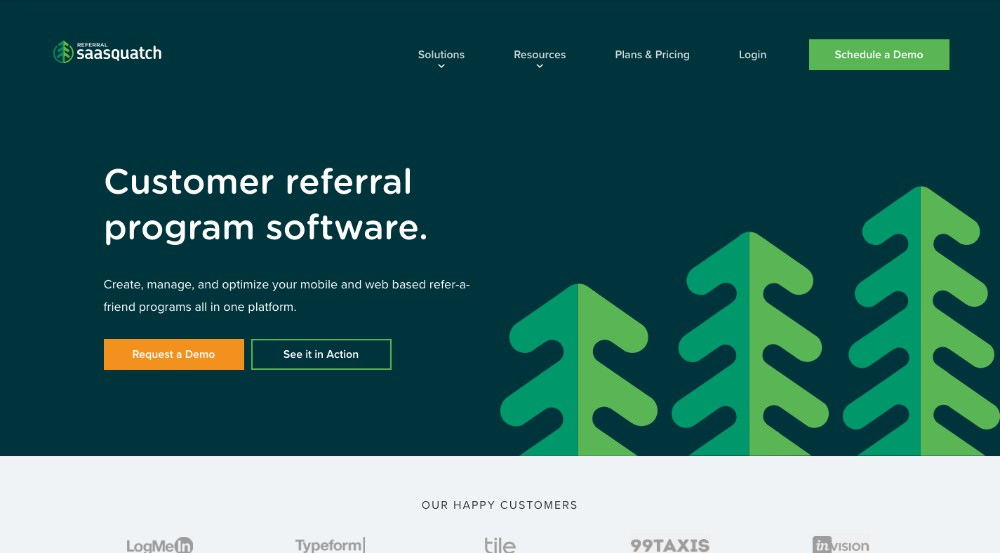 The Mega List of 50 Referral Software Solutions That Will Grow Your