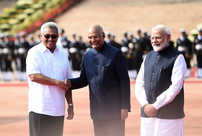 President's visit to India