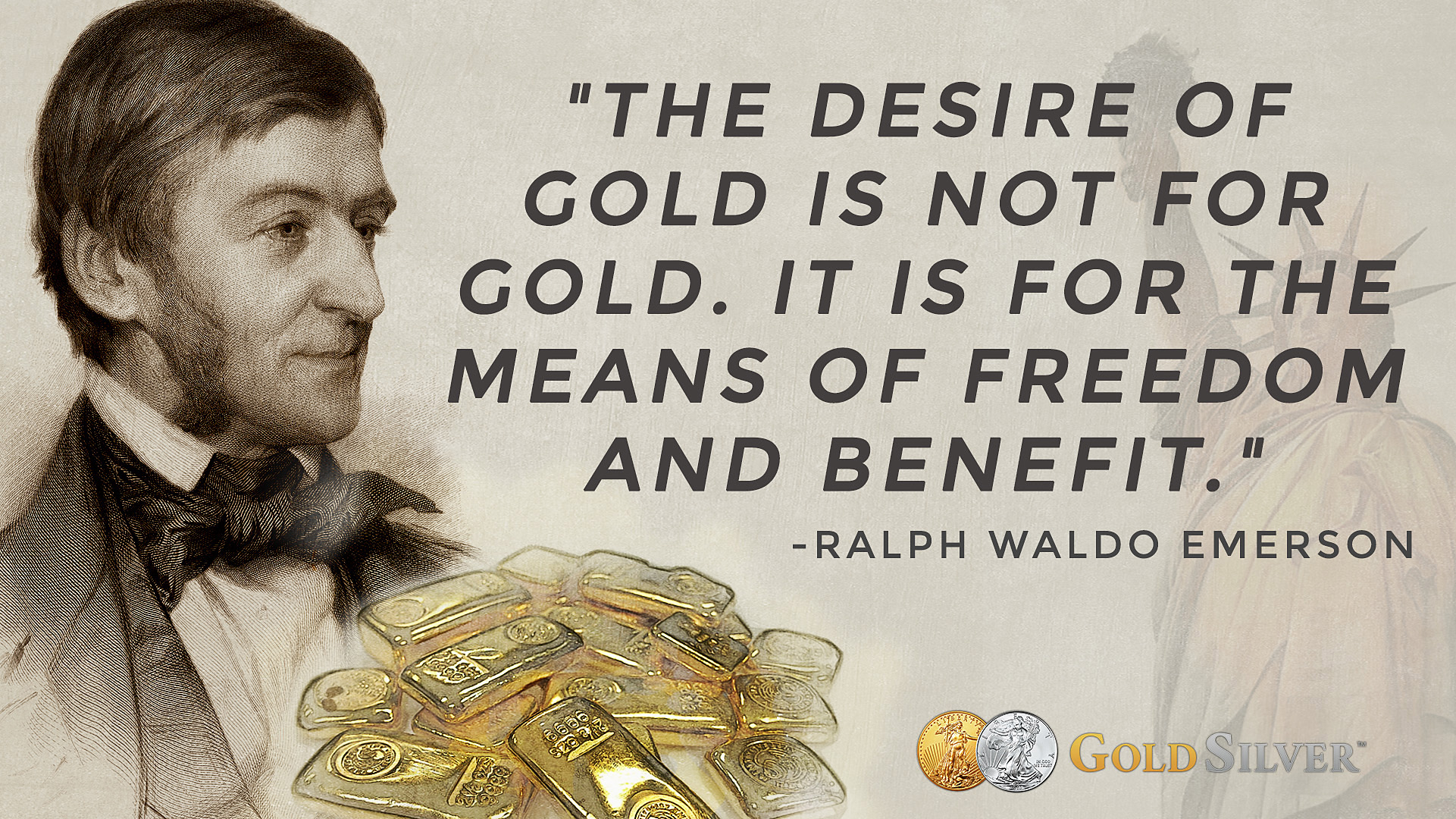 The 101 Best Gold Quotes From History – GoldSilver - GoldSilver com