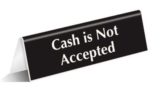 cashless society = end of privacy
