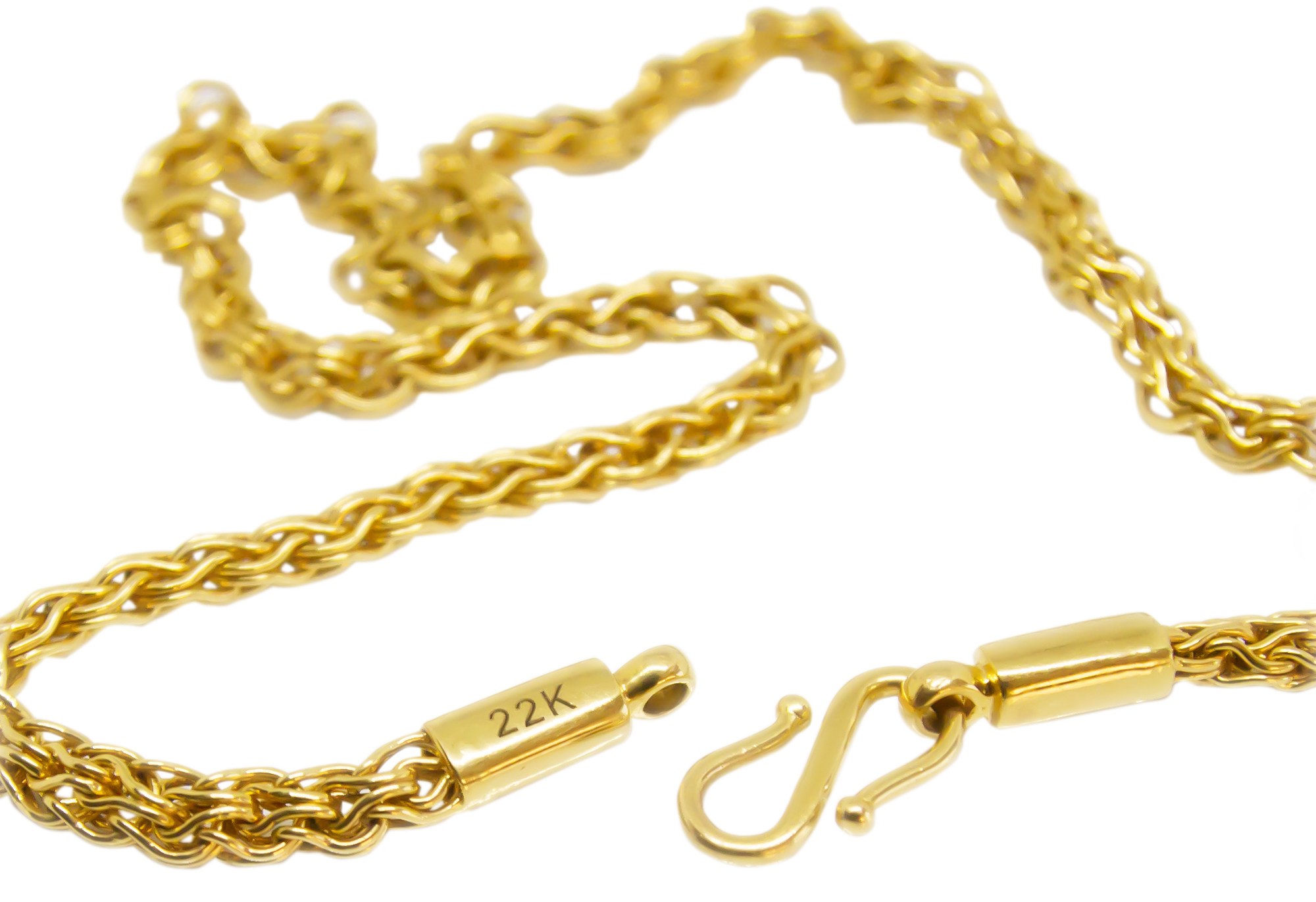 22k and 24k gold jewelry buyers guide 2018