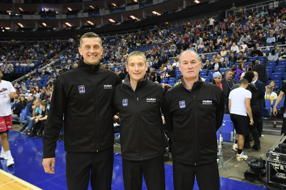 Officials – British Basketball League