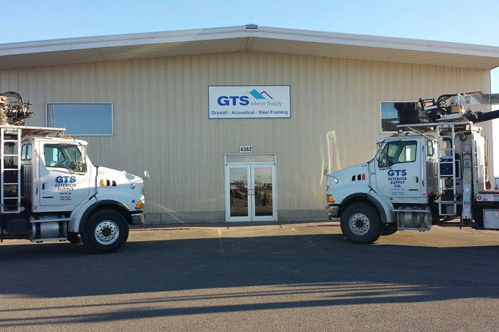 GTS Interior Supply - Contact Us