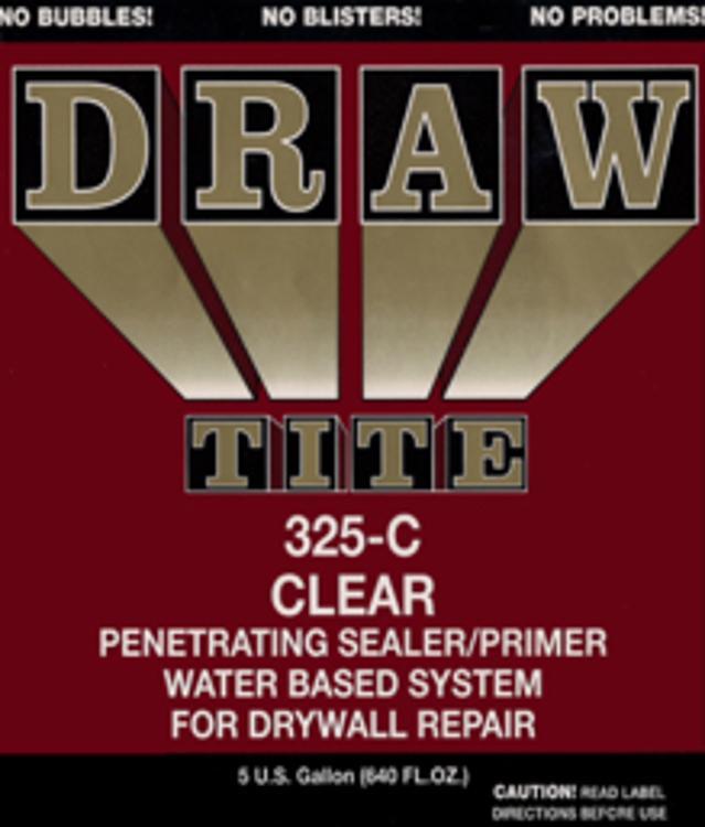 Scotch Paints Draw Tite Penetrating Clear Sealer Primer