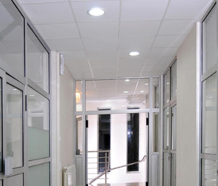 090 In X 2 Ft X 4 Ft Nudo Fiberlite Frp Ceiling Panels White At