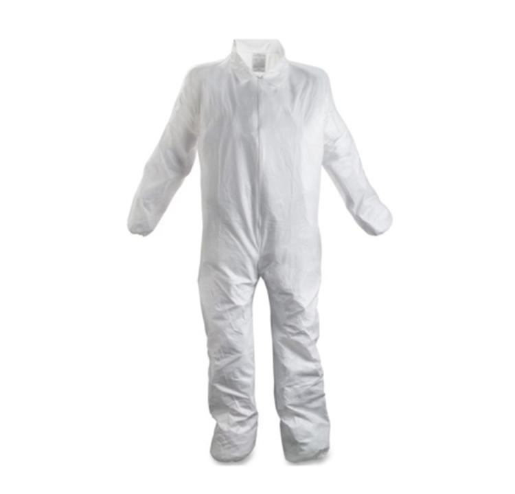 Tyvek Alternative Coverall Suits 2 Xl At Gts Interior Supply