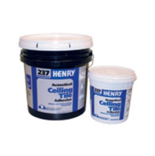 HENRY 237 AcoustiGum Acoustical Ceiling Tile Adhesive - 4 Gallon