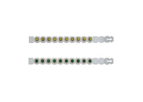 25 Caliber Ramset 4RS25 Strip Load - Yellow