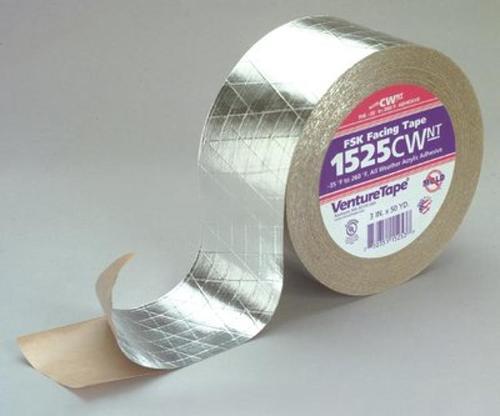 3 in x 150 ft 3M Venture Tape FSK Facing Tape