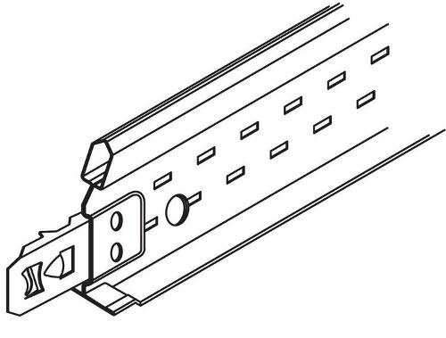 4 ft x 1 1/2 in Armstrong Drywall Grid System Cross Tee - XL8945P