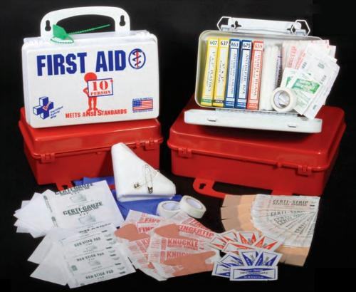 CSM 10PW - 10 Person ANSI First Aid Kit