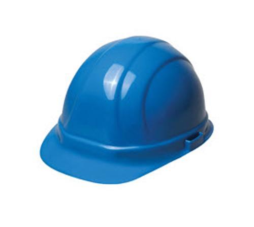 00422c2ace2 ERB Omega II Cap Safety Hard Hat w  Mega Ratchet - Blue at GTS ...