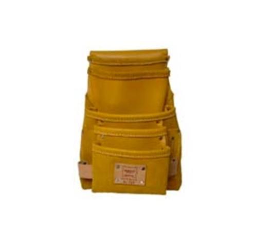 Heritage Leather Top Grain Enforcer-5 Nail Bag