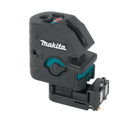 Makita Self-Leveling Combination Cross-Line/Point Laser