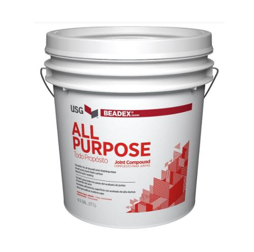 USG BEADEX Brand All Purpose Joint Compound - 46 lb Pail