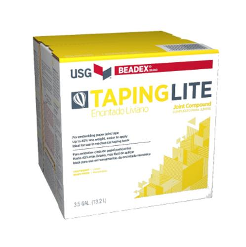 USG Beadex Brand Lite Taping Joint Compound - 3.5 Gallon Boxes