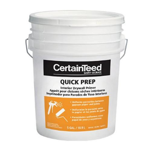 CertainTeed Quick Prep Primer - 5 Gallon