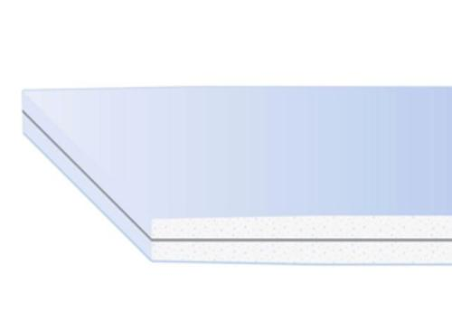 1/2 in x 4 ft x 8 ft CertainTeed SilentFX Noise-Reducing Gypsum Board