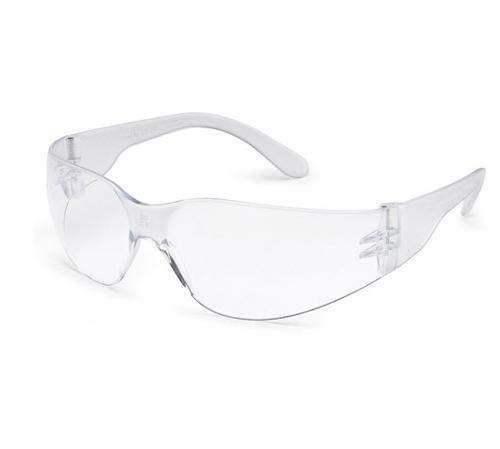 Gateway Safety StarLite Safety Glasses - Clear Frame/Clear Lens