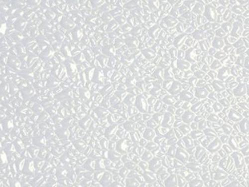 .09 in x 4 ft x 9 ft Crane Glasbord Class C Wall Panels w/ Surfaseal Finish - Embossed White