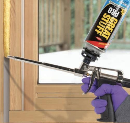 DuPont GREAT STUFF PRO Window & Door Insulating Foam - 20 oz Can