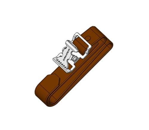 Dura-Stilts Short Toe Strap w/ Buckle