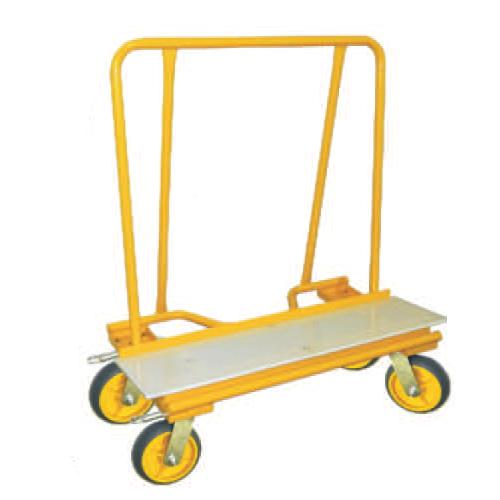 Forest Group Residential Dolly w/ Non-Marking Casters and Slide Plate