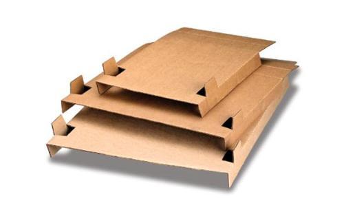 24 in x 44 in Cardboard Baffles