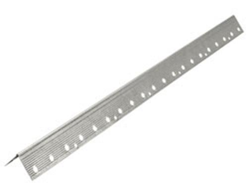 1 1/4 in x 1 1/4 in x 12 ft Hamilton Nail-On Metal Cornerbead