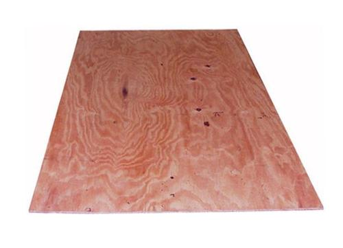 5/8 in x 4 ft x 8 ft CDX Fire Treated Plywood