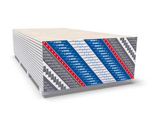 1/2 in x 4 ft x 8 ft GP ToughRock Fireguard 45 Gypsum Board