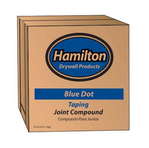 Hamilton Blue Dot Taping Joint Compound - 3.5 Gallon Box
