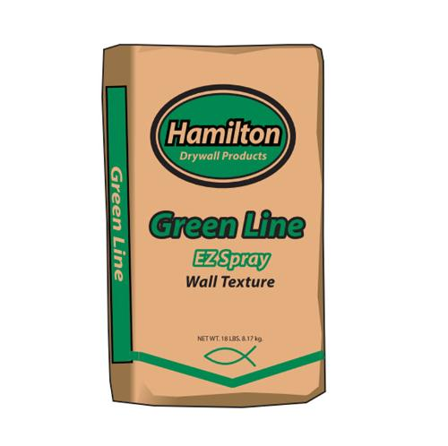 Hamilton Green Line EZ-Spray Wall Texture - 52 lb Bag