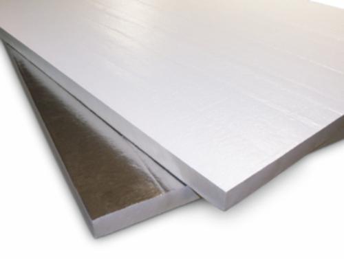 1 in x 4 ft x 8 ft Johns Manville CI Max Polyisocyanurate Foam Sheathing