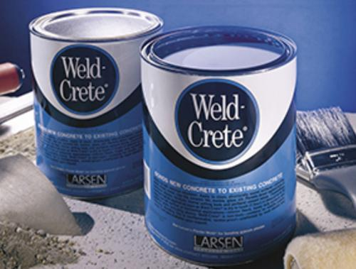 Larsen Products Weld-Crete Concrete Bonding Agent - 1 Gallon