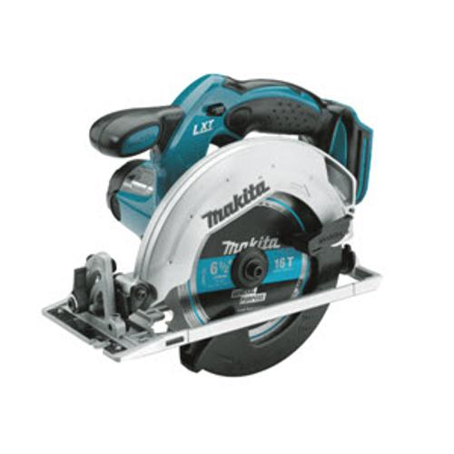 6 1/2 in Makita 18V LXT Lithium-Ion Cordless Circular Saw - Tool Only