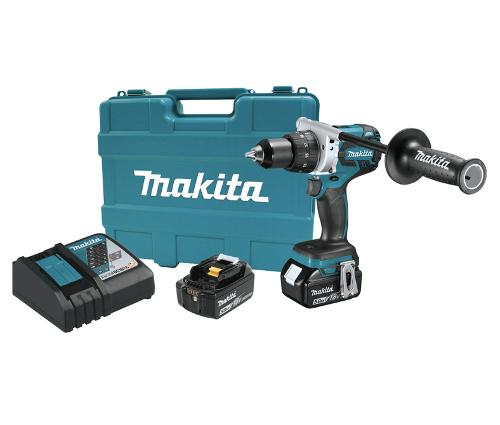 Makita 18V LXT Lithium-Ion Brushless Cordless 1/2 in Driver-Drill Kit