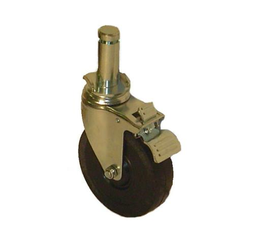 5 in Nu-Wave PC5B-S Classic Locking Scaffold Caster